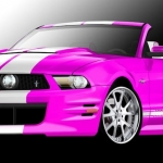 2010 SEMA Mustang Preview