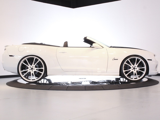 2011 Chevrolet Camaro SS Convertible Celebrity Edition