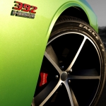 2011 Dodge Challenger SRT8 392 Green with Envy