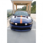 2011 Ford Mustang GT 5.0 Auburn Edition Custom