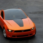 2011 Ford Mustang GT Giugiaro Concept