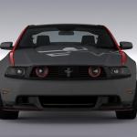 2011 Ford Mustang SR-71 Blackbird