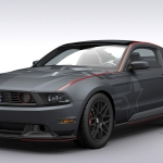 2011 Ford Mustang SR-71 Blackbird