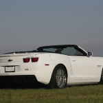 2011 Hennessey HPE600 Chevrolet Camaro Convertible