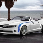 2011 Hennessey HPE700 LS9 Camaro Convertible