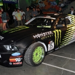 2011 Monster Energy Ford Mustang