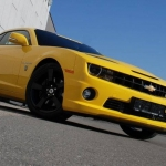2012 Camaro SS O CT-Tuning - Yellow Steam Hammer