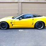 2012 Chevrolet Corvette ZR1 on ADV.1 Wheels
