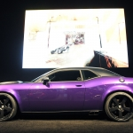 Jeff Dunham 2012 Dodge Challenger SRT8