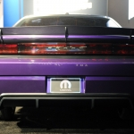 Jeff Dunham 2012 Dodge Challenger SRT8