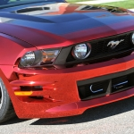 Creations n' Chrome 2012 Ford Mustang Boy Racer