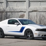 2012 Roush Stage 3 Mustang