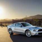 2012 Shelby Mustang 1000 Widebody