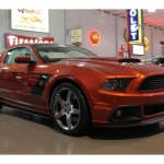 2013 Ford Mustang Roush Stage 3 Premier Edition