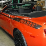 2013 NicKey ZL-1 Camaro Convertible Stage II 850hp