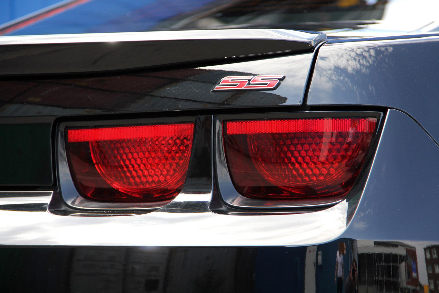 2014 DD Customs Chevrolet Camaro SS