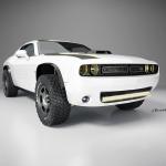 2014 Dodge Challenger A-T Untamed Concept