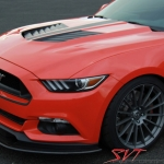2014 HRE Ford Mustang FlowForm FF15