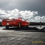 2015 California Wheels Dodge Challenger SV28S