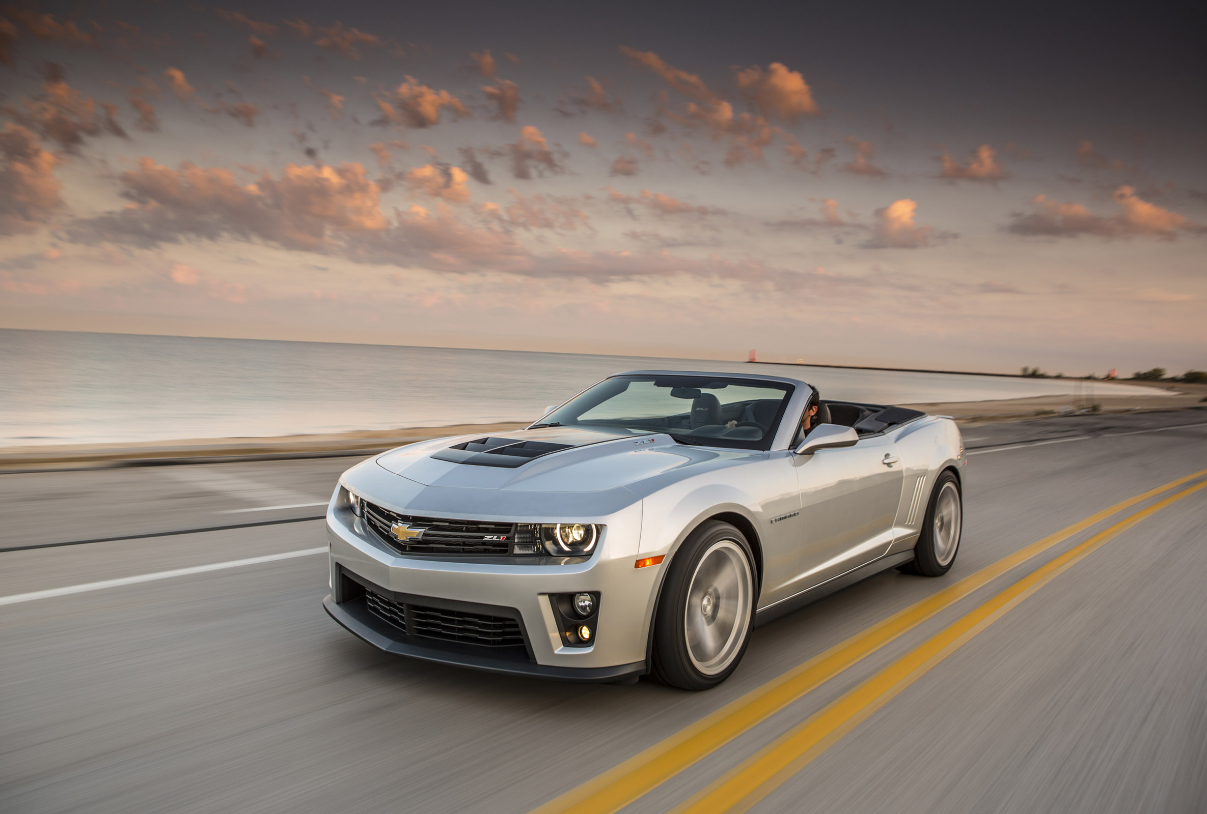 2015 Chevrolet Camaro Zl1 Convertible Muscle Cars News