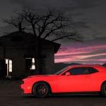 2015 Dodge Challenger SRT Hellcat Performance