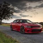 2015 Dodge Charger SRT Hellcat Red