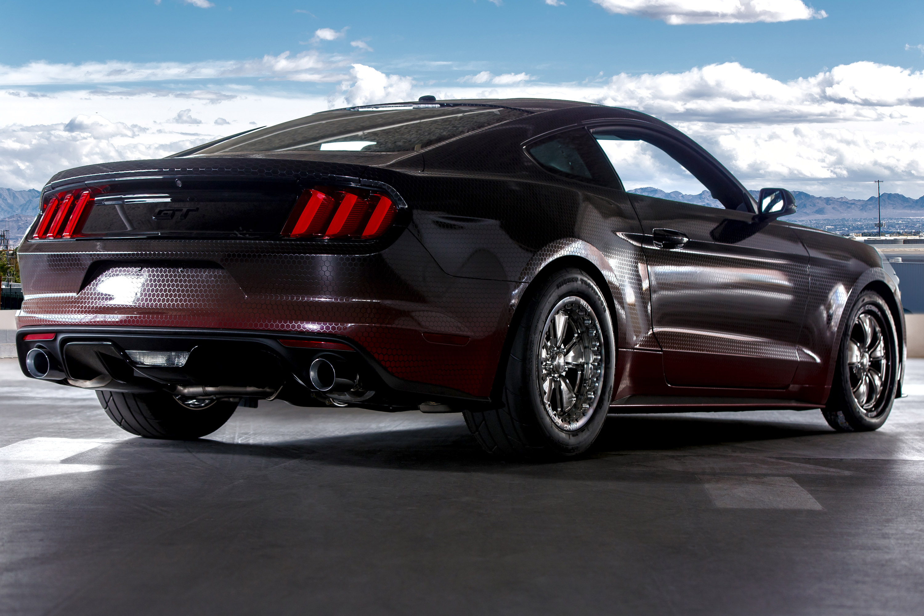 2015 ford mustang gt king cobra parts package muscle. Black Bedroom Furniture Sets. Home Design Ideas