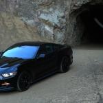 2015 Mustang at the Batcave
