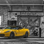 2015 Ruffer Chevrolet Corvette Stingray HPE700