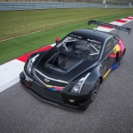 2016 Cadillac ATS-V Coupe Racecar