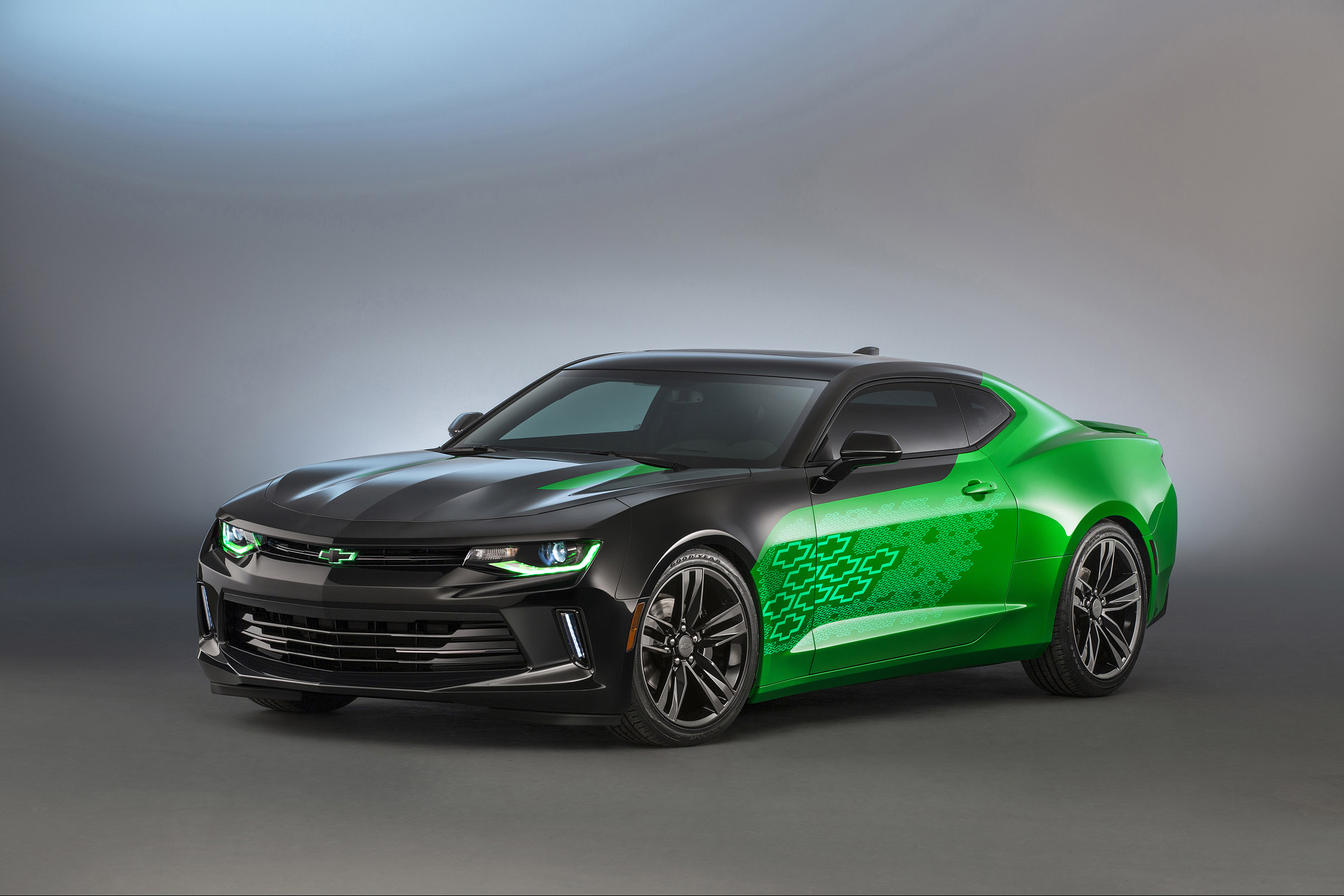 chevrolet camaro krypton concept muscle cars news and pictures. Black Bedroom Furniture Sets. Home Design Ideas