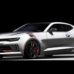 Camaro Red Line Series concept