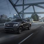 2016 Chevrolet Colorado Midnight Edition