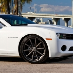 Chevrolet Camaro Limited Edition Vossen Wheels VVSCV1
