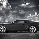 Felge Chevrolet Camaro SS Black Cat