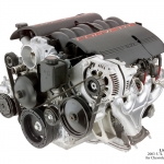 Chevrolet Corvette V8 Engines
