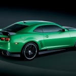 Chevrolet Synergy Green Camaro
