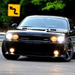 Customized 2011 Dodge Challenger SRT8