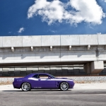 Dodge Challenger VVSCV1 Vossen Wheels