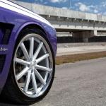 Dodge Challenger VVSCV1 Vossen Wheels