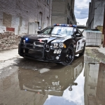 2012 Dodge Charger Pursuit Mopar
