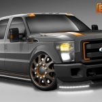 Ford F-Series SEMA