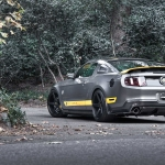 Ford Mustang Vossen Wheels CV3