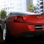 Future Chevrolet Corvette Rendered