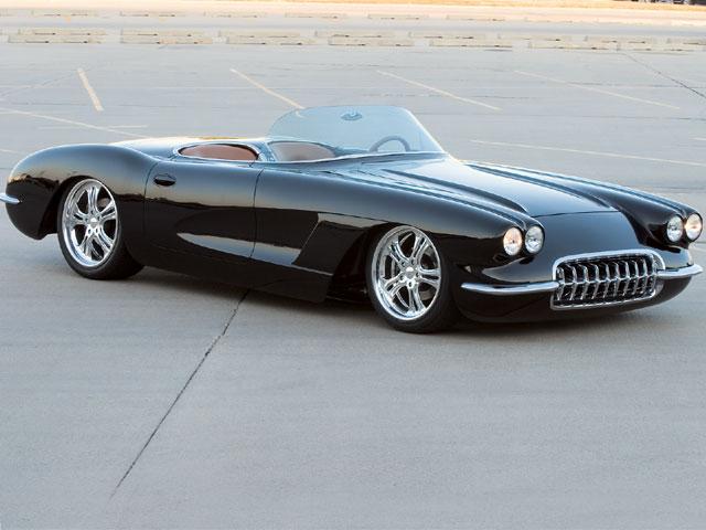 Gary Kuck's '60 Corvette