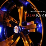 GloRyder Wheel Lights - SEMA Winner