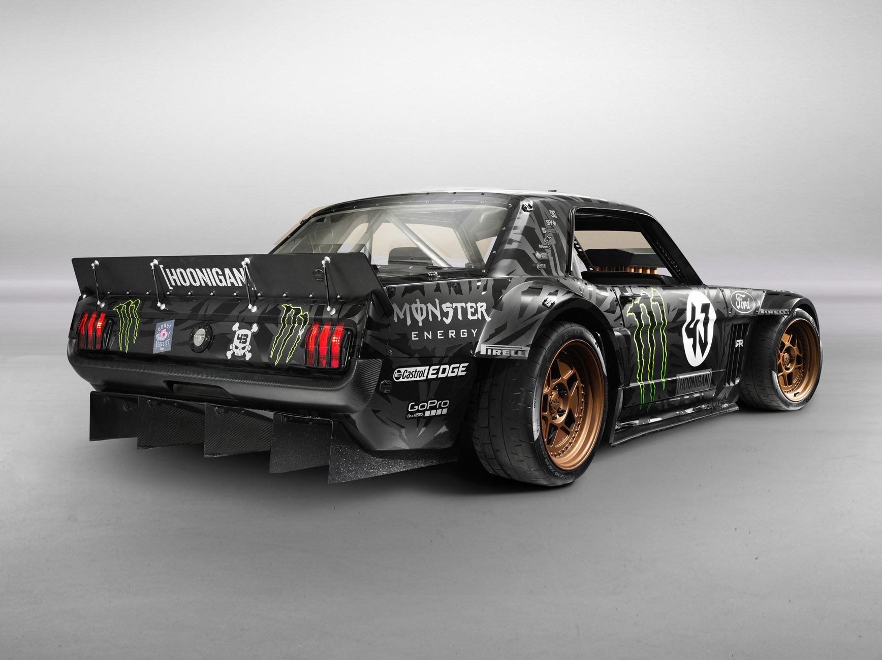 hoonicorn rtr ford mustang muscle cars news and pictures. Black Bedroom Furniture Sets. Home Design Ideas