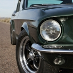 Limited Edition 1968 Steve McQueen Signature Mustang