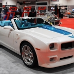 Lingenfelter LTA at SEMA 2012