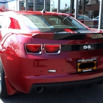 Red Jewel 2010 Camaro SLP ZL427